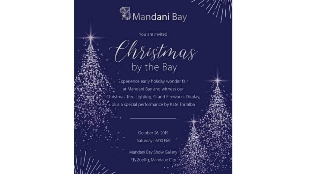 Mandani Bay Christmas by the Bay